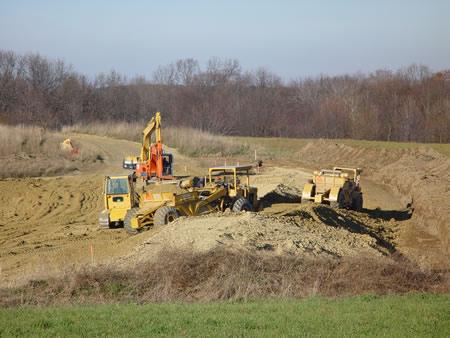 Excavating Services Serving Customers In Boardman
