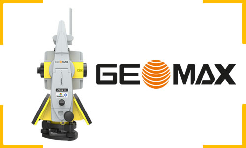GeoMax Zoom 90 robotic total station for sale at Paul R. Lipp & Son, Inc.