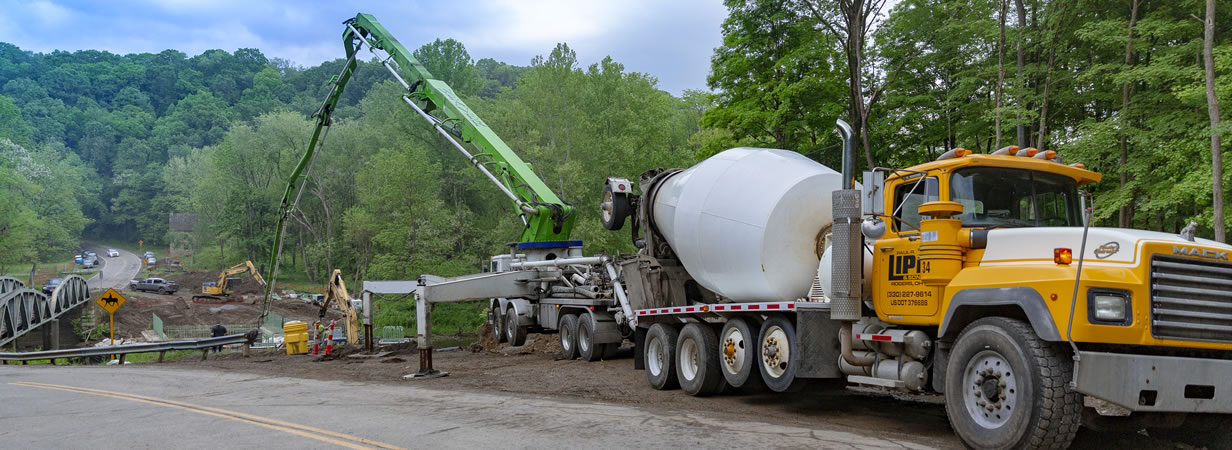 Ready Mix Concrete Delivery